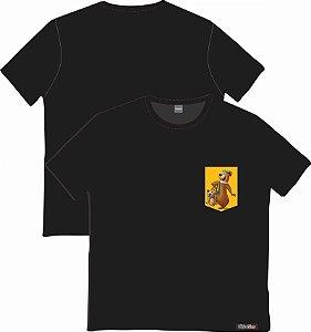 Camiseta com Bolso Personalizados - Zé Colmeia