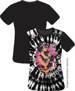Camiseta Princesa Tatuada  - Jasmine