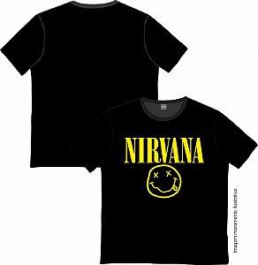 Camiseta Rock and roll Nirvana