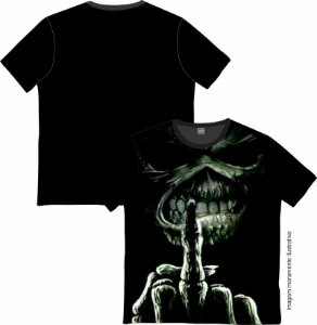 Camiseta Rock and roll Swearword