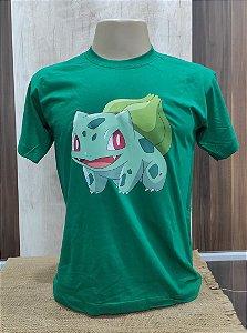Camiseta Anime - Pokémon Bulbasaur
