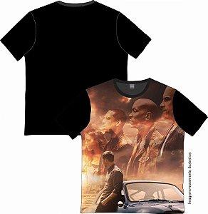 Camiseta Filme - Velozes e Furiosos