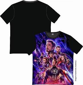 Camiseta Filme - Vingadores