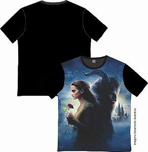 Camiseta Filme - A Bela e a Fera