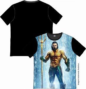 Camiseta Filme - Aquaman