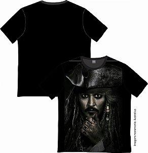 Camiseta Filme - Piratas do Caribe
