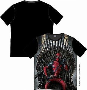 Camiseta Filme - Deadpool