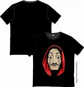Camiseta Série - La Casa de Papel