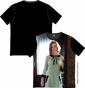 Camiseta Série - O Gambito da Rainha