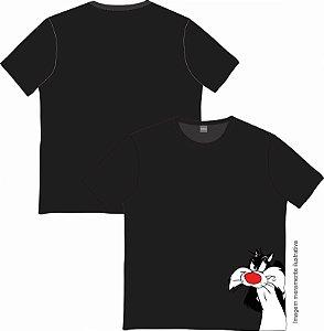 Camiseta Cartoon - Frajola