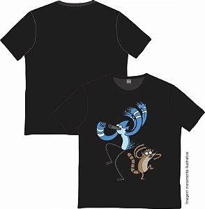 Camiseta Cartoon - Apenas um Show