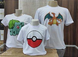 Kit Aniversário Familia - Pokemon 001 (3 Peças)