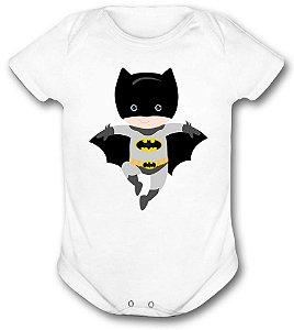 Body de bebê - Heróis Baby - Batman