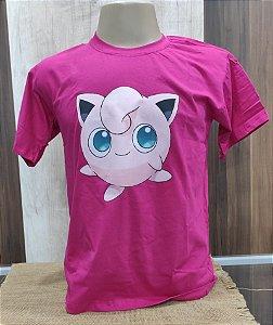 Camiseta Anime - Pokémon Jigglypuff