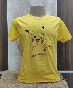 Camiseta Anime - Pokémon Pikachu