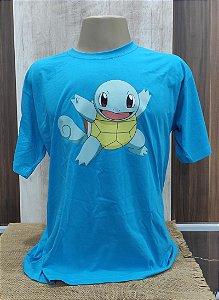 Camiseta Anime - Pokémon Squirtle