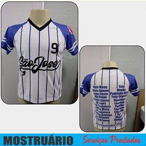 Camiseta Formandos - Beisebol