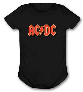 Body de bebê - ACDC