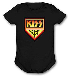 Body de bebê - Kiss