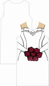 Vestido Regata - Noiva