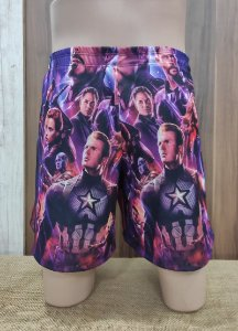Mostruário Shorts Personalizado
