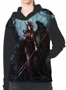 Moletom Angel Dark