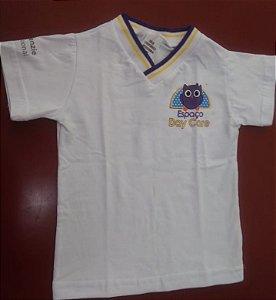 Camiseta manga curta branca - Day Care