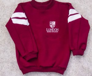 Blusa moletom flanelado -London