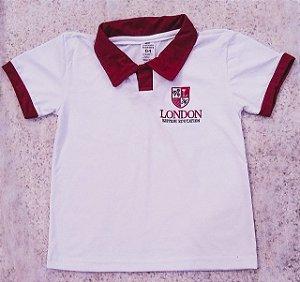 Camiseta Polo manga curta - London