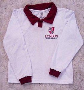 Camiseta polo manga longa - London