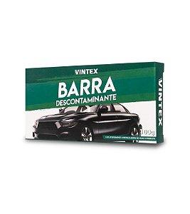 Barra descontaminante vintex v-bar claybar 100 gramas promoção !
