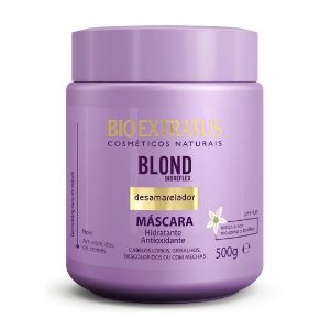 MASCARA BLOND BIOREF 500 GR