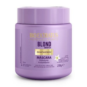 MASCARA BLOND BIOREF 250 GR