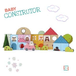 Baby Construtor - 2+