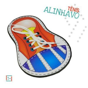 Alinhavo Tênis - 3+