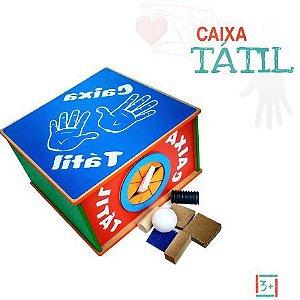 Caixa Tátil - 3+