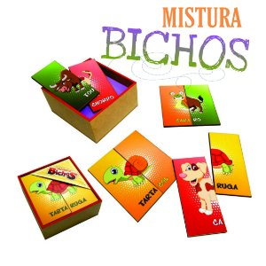 Mistura Bicho - 3+