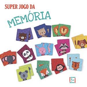 Super Memoria Animais - 3+