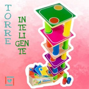 Torre Inteligente - 3+