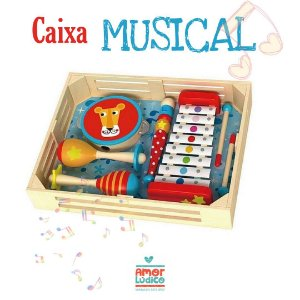 Caixa Musical - 18m+