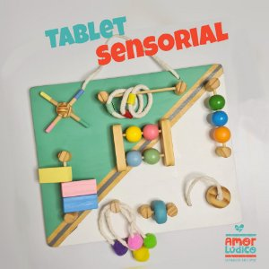 Tablet Sensorial - 6m+