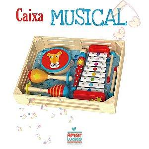 Caixa de Musical - 18m+
