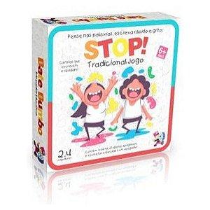 TRADICIONAL JOGO DO STOP 5+