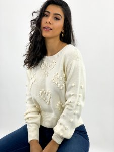 BLUSA TRICOT LOVES