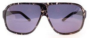 Óculos de Sol Feminino Chiili Beans Aviador Preto