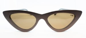 Óculos de Sol Feminino Chilli Beans Gatinho Marrom