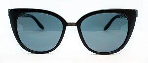 Óculos de Sol Feminino Chilli Beans Gatinho Preto