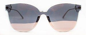 Óculos De Sol Feminino Chilli Beans Summer Block Ônix