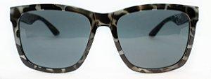 Óculos de Sol Feminino Chiili Beans Quadrado Tartaruga