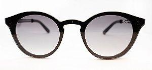 Óculos Unissex Flats Lenses Alok Preto Brilho